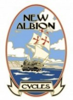 New Albion logo
